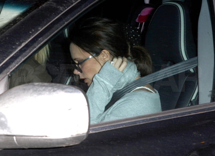 Pregnant Victoria Beckham Spotted With Her Sister!