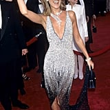 Celine Dion Danced on the Red Carpet