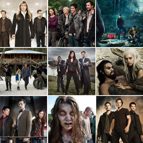 Best Sci-Fi Show of 2011 Poll