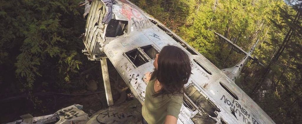 Canso Plane Crash Site in Canada