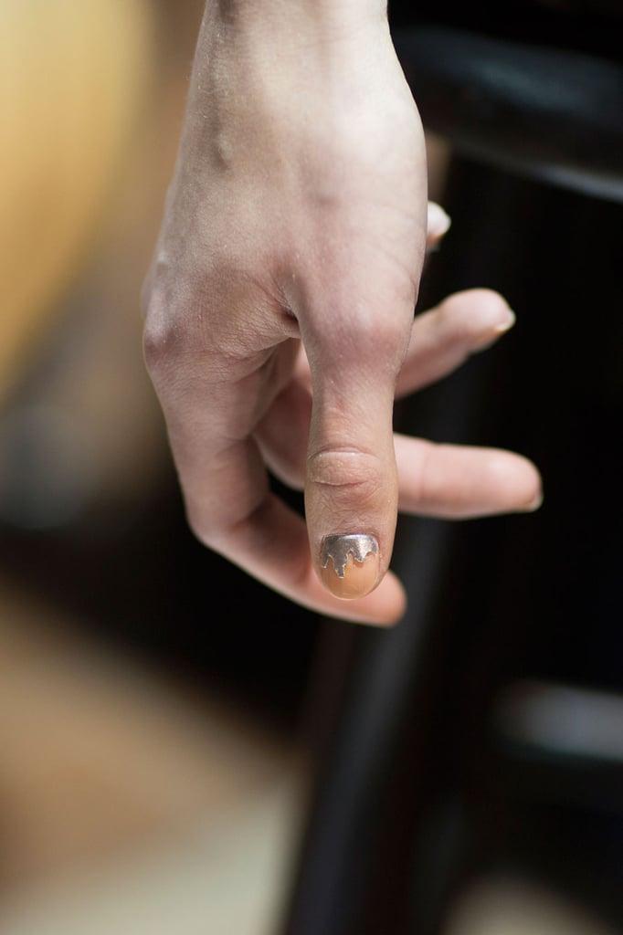 Make 3D Nail Art With Nail Tips