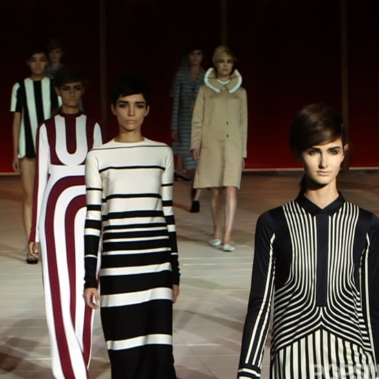 Marc Jacobs Spring 2013 Runway | Video