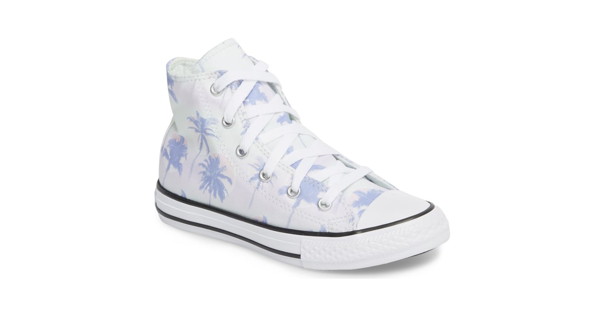 Converse All Star Chuck Tailor Palm Trees Summer Shoes