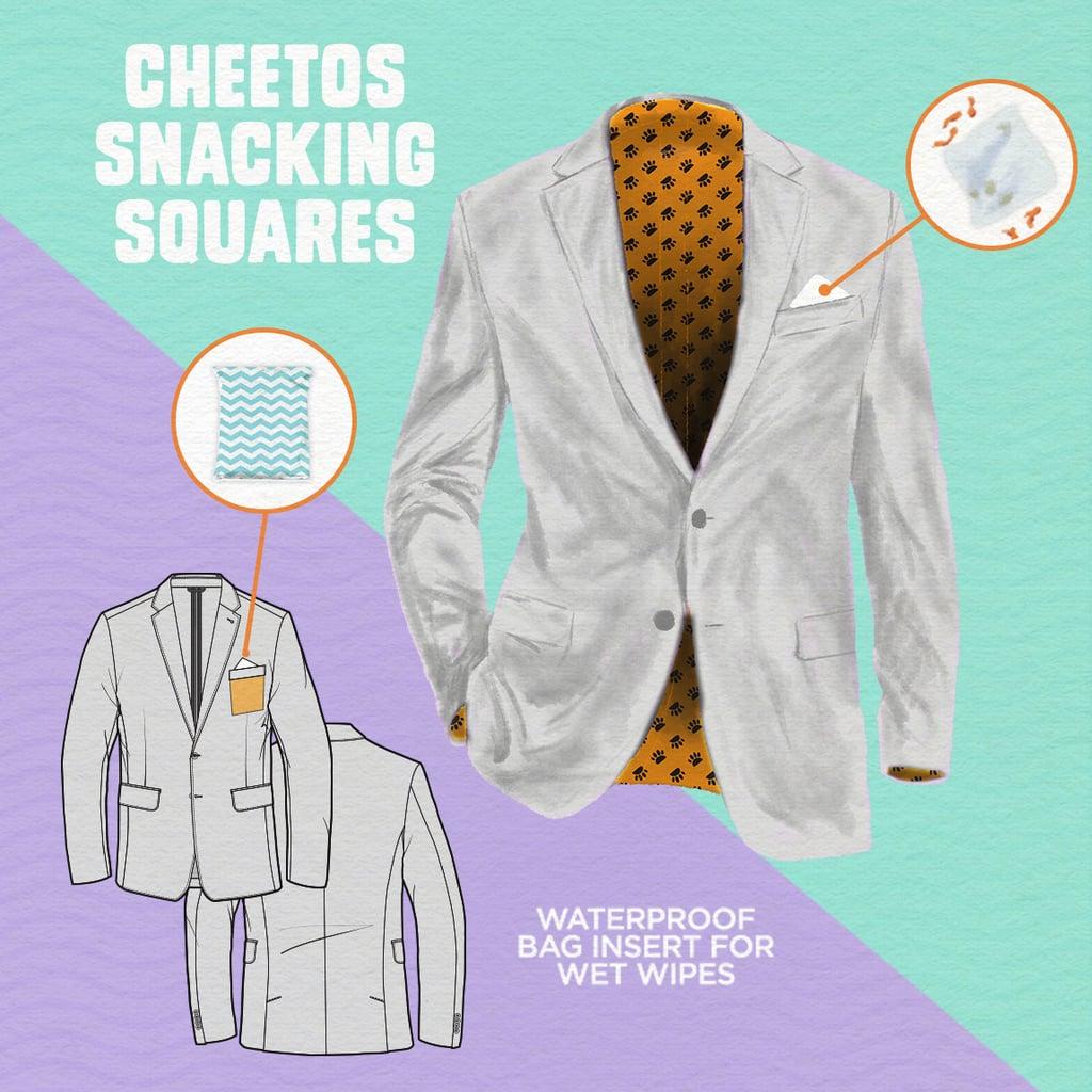 Cheetos Snacking Squares