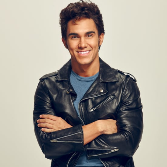Carlos PenaVega's Grease: Live! Rehearsal Photo Diary