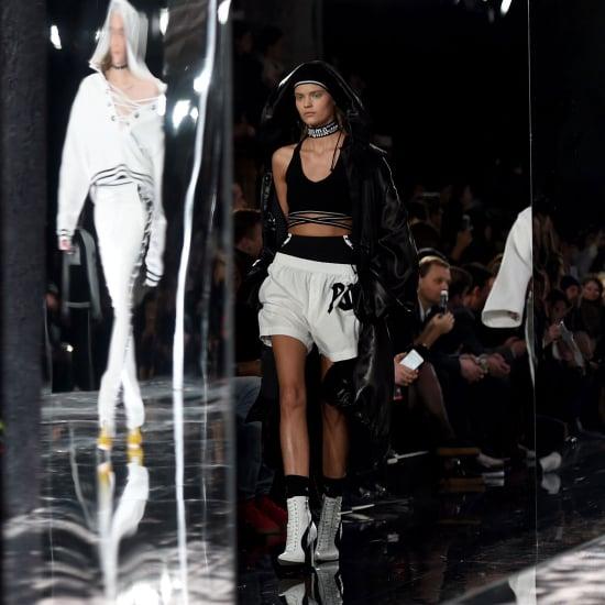 Rihanna Fenty x Puma Fashion Week Show Autumn 2016