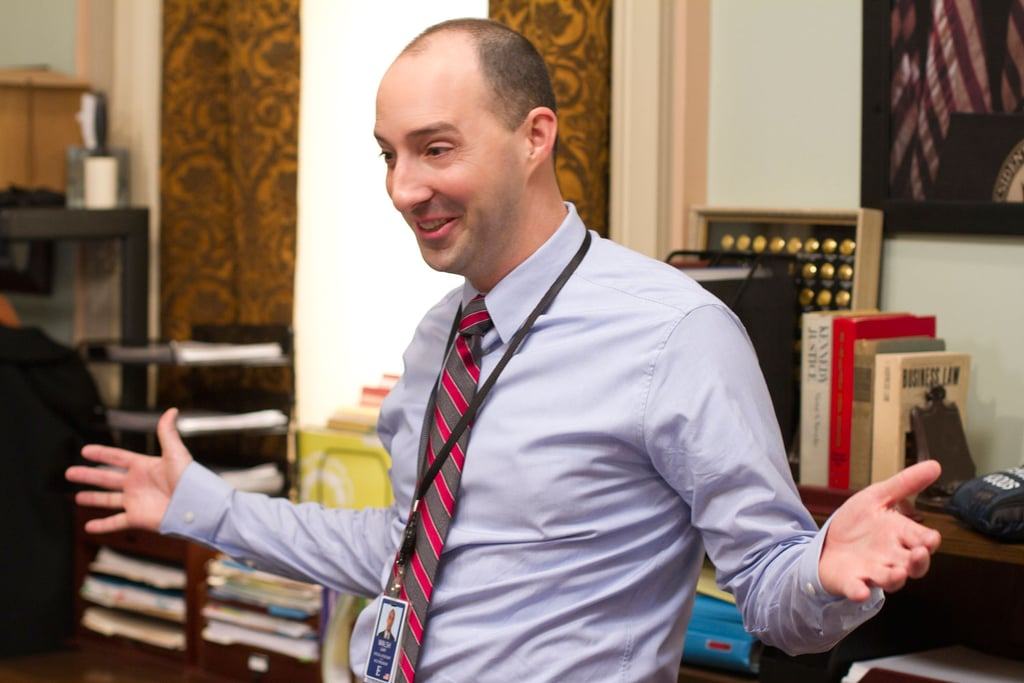Tony Hale: Outstanding Supporting Actor in a Comedy