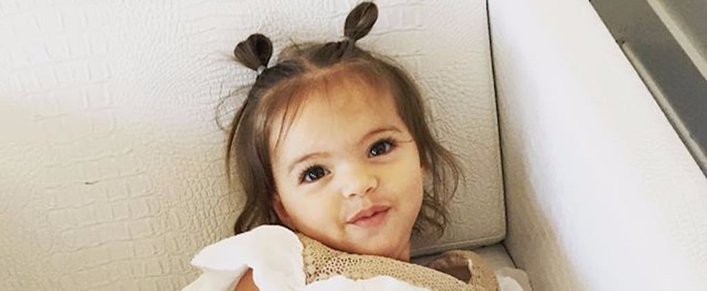 Ashlee Simpson's Daughter Is as Cute as a Button