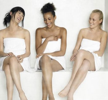 Bachelorette spa party