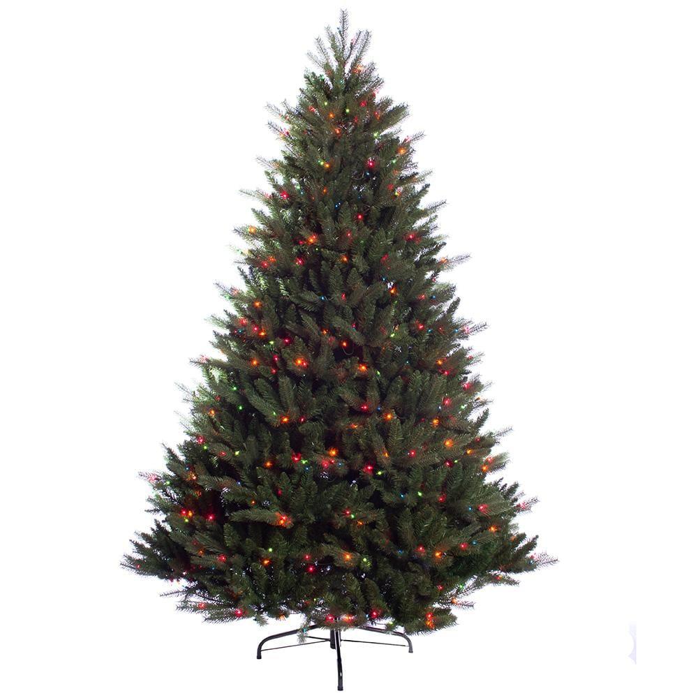 Home Depot Artificial Christmas Trees