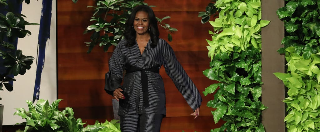 Michelle Obama Book Tour Style