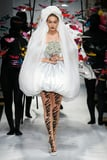 "b45490a35ba430a43191a0.08083065  - Gigi Hadid Floated Down the Runway as a Bride, and Butterflies ""Carried"" Her Flowing Veil"