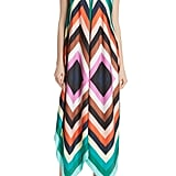 DVF Halter Scarf Dress