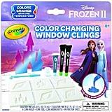 Crayola Frozen 2 Window Clings