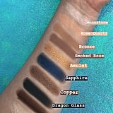 Beauty by POPSUGAR Crystal Power Palette in Sapphire Queen Swatches