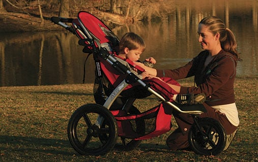 Good News for Moms With Strollers