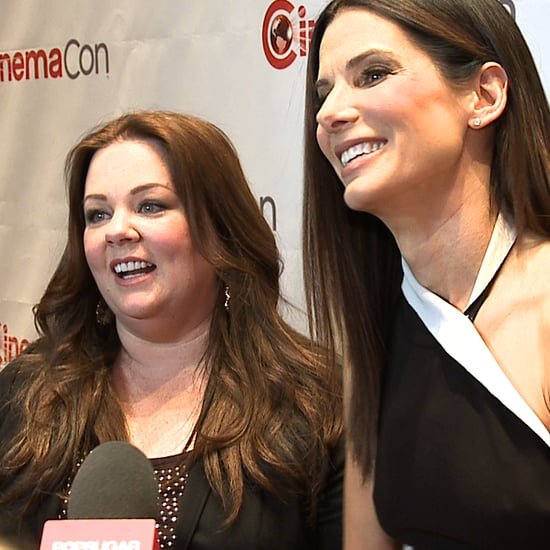 Melissa McCarthy CinemaCon Interview For The Heat | Video