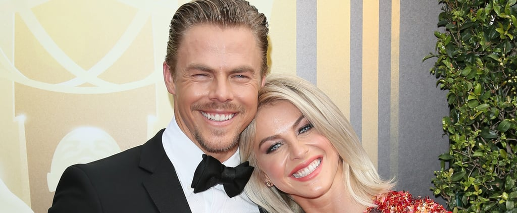 16 Times You Were Envious of Derek and Julianne Hough's Sweet Sibling Bond