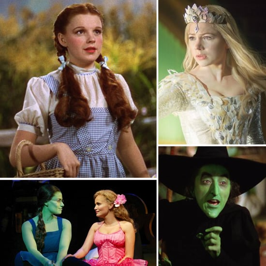 Throwback Thursday: Iconic Hair and Makeup That Created the Women of Oz