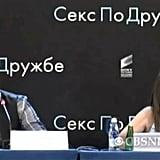 Mila Kunis: Russian