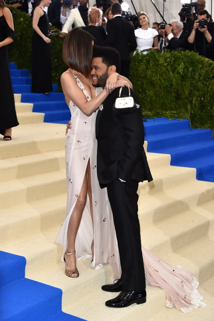 Selena Gomez Coach Dress at Met Gala 2017