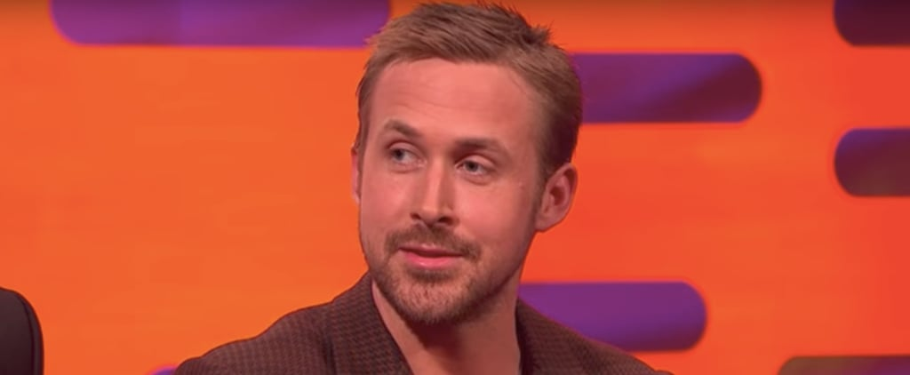 You'll Crack Up Watching Ryan Gosling Discuss His Days as a Cellophane Salesman