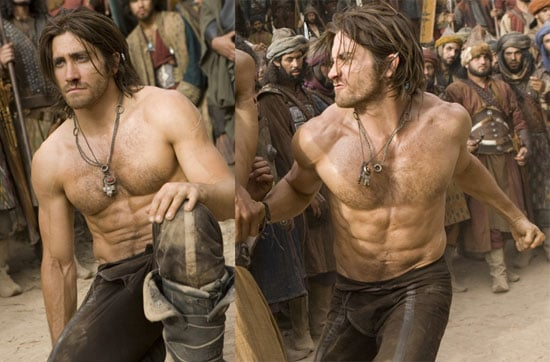 Pictures of Jake Gyllenhaal Shirtless in Prince of Persia 2010-04-29 22:00:00