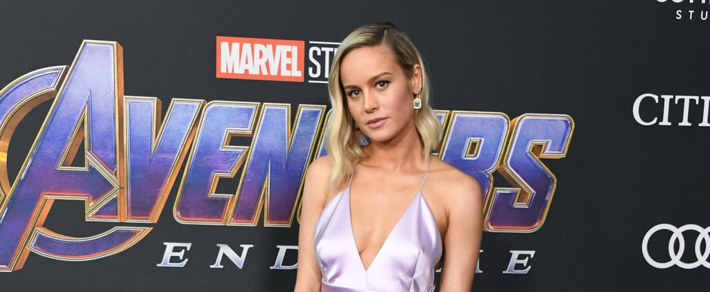 Brie Larson Workout Video