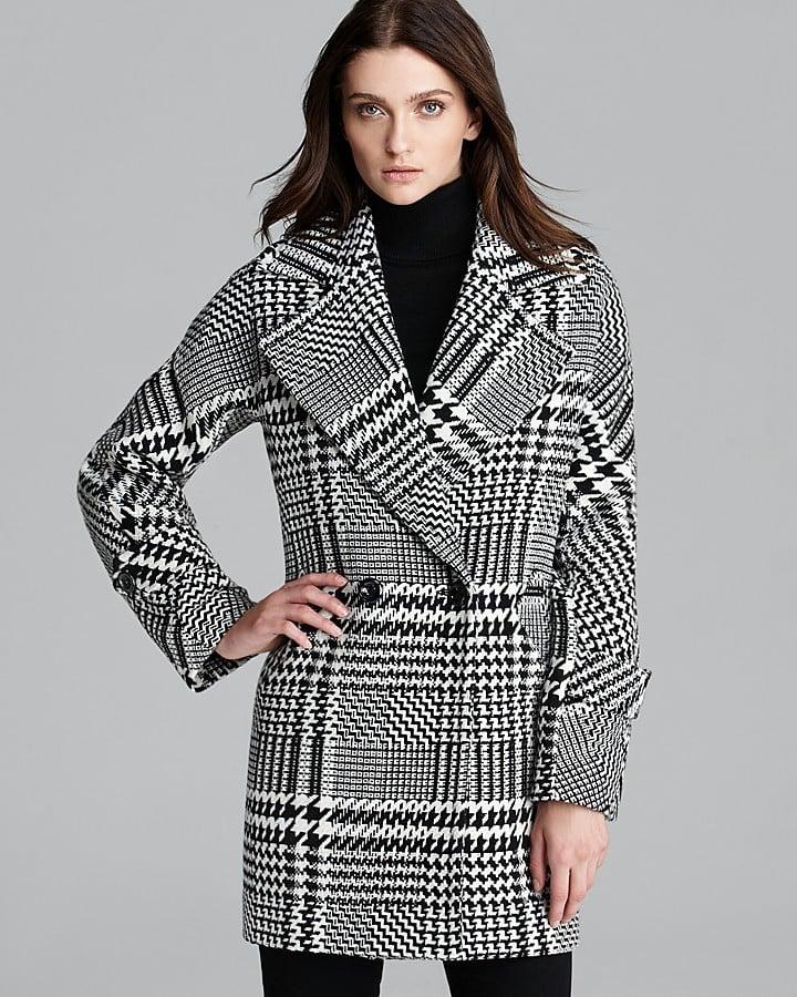 Trina Turk Houndstooth Coat