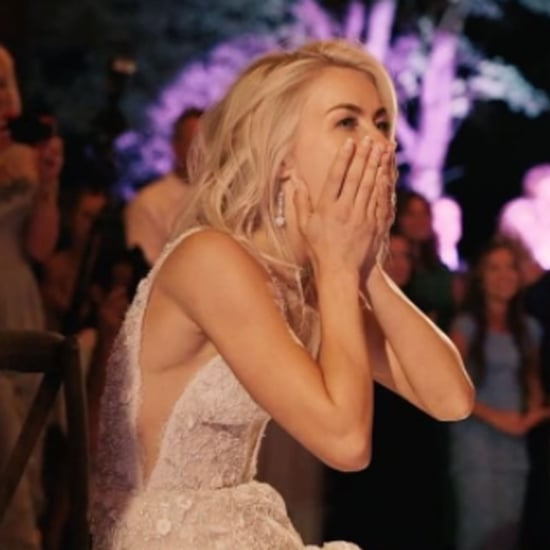 Julianne Hough's Bridesmaids Dance Routine at Her Wedding