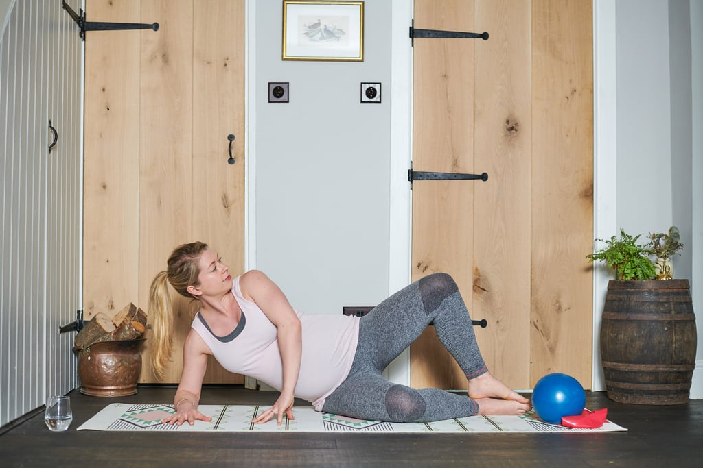 Best Prenatal Pilates Exercises From Hollie Grant