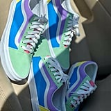 Custom Pastel Old Skool Vans