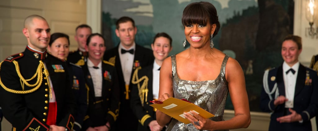 One of Michelle Obama's Favorite Designers Dishes on How She Chose Her Most Iconic Dresses