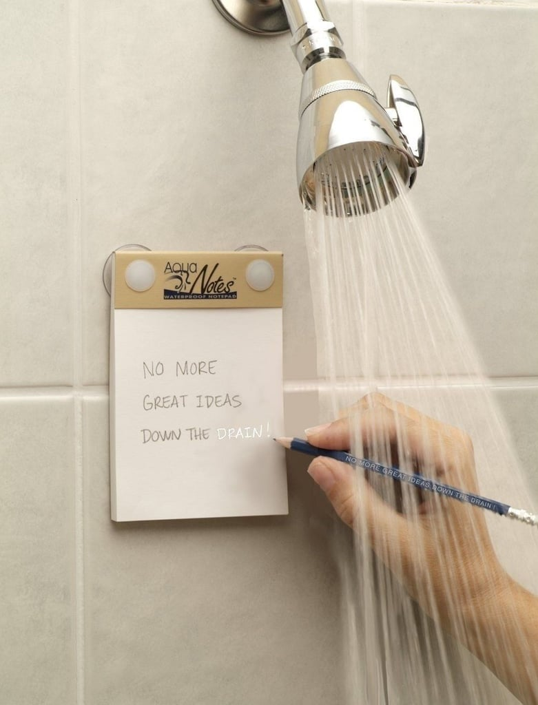AquaNotes Waterproof Notepad Review