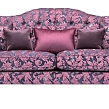Loaf Achilles Sofa In China Blue Brushed Cotton 163 1 395