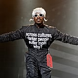 André 3000 Performing at Lollapalooza in 2014