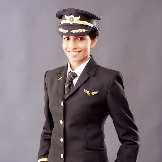 First Woman to Fly a Boeing 777