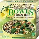 Amy's Brown Rice Black-Eyed Peas and Veggies Bowl