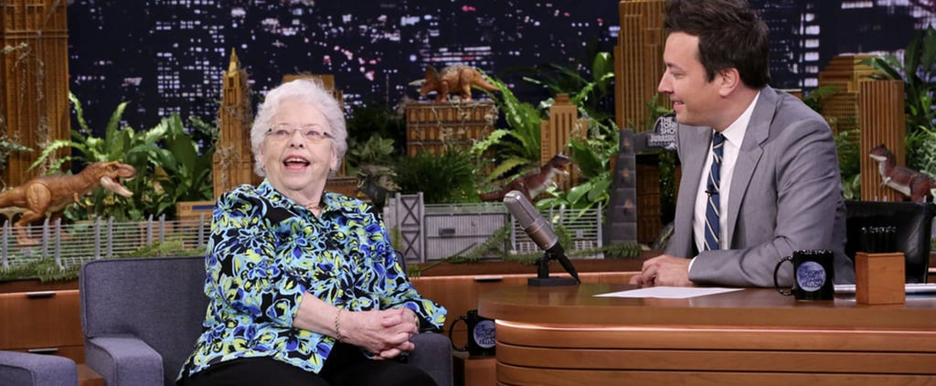 Joanne Rogers Talks About Mister Rogers on Jimmy Fallon 2018