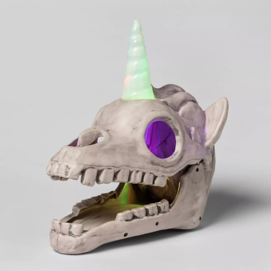 Target Halloween Unicorn Skulls Decoration