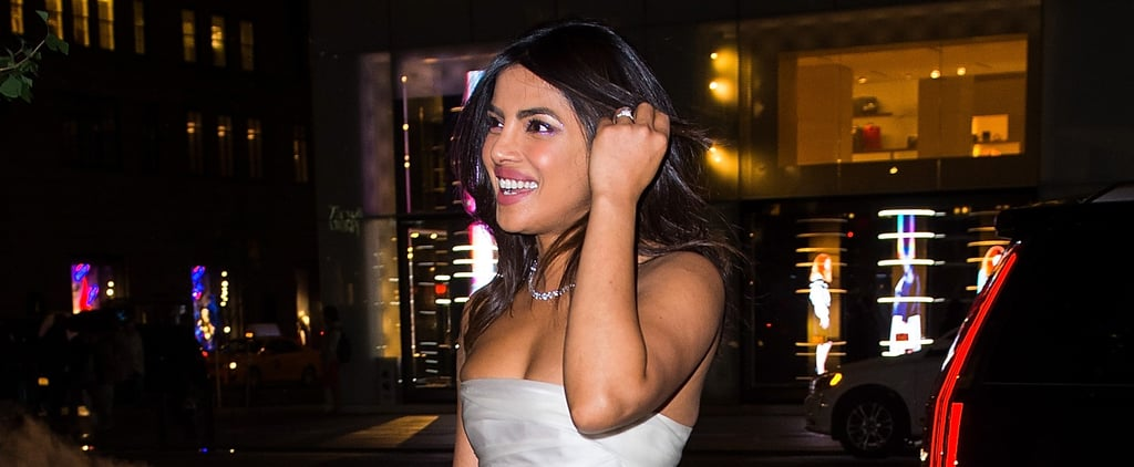 Priyanka Chopra's Bridal Shower Makeup
