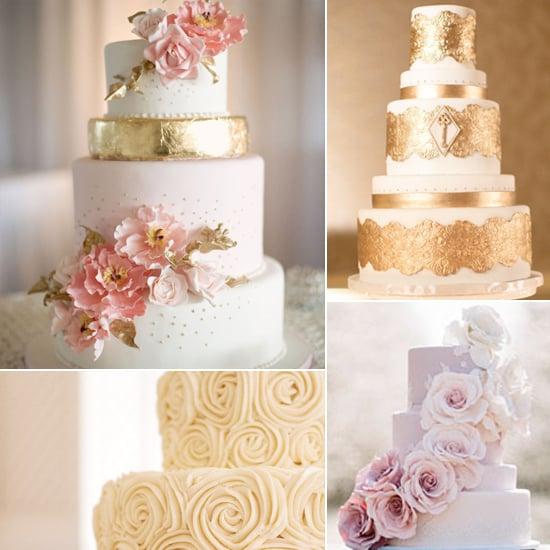 29 Wedding Cakes With Vintage Vibes: Classic Wedding Cake Ideas