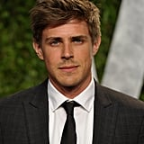 Chris Lowell in Real Life