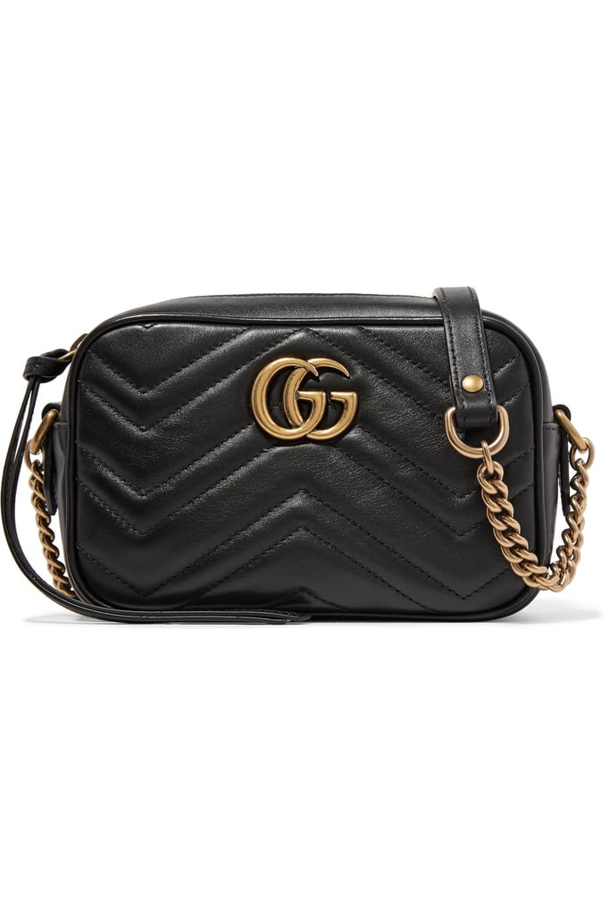 Gucci GG Marmont Camera Mini Quilted Leather Shoulder Bag ($1,214.99)