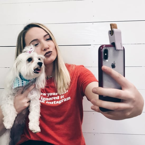 How to Take Selfies With Your Dog