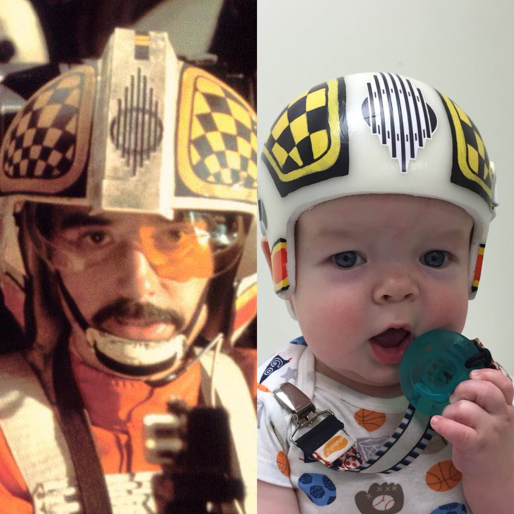 Jack's Third Helmet: Biggs Darklighter
