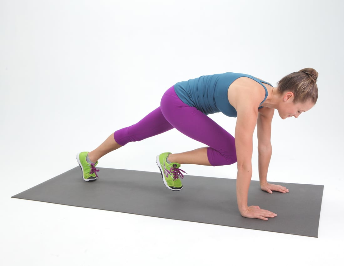 Core: Mountain Climbers