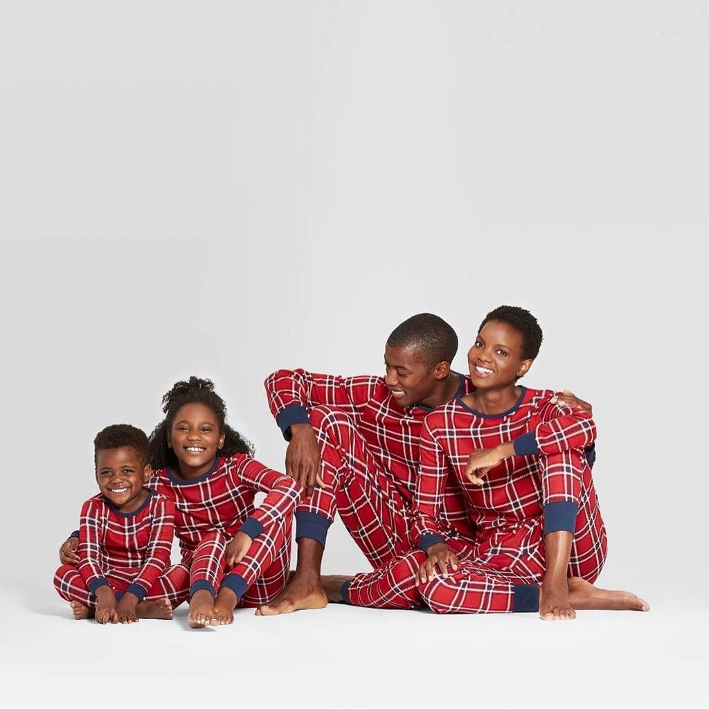 Target Family Pajamas Red Plaid