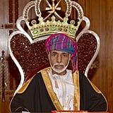 Oman: Sultan Qaboos bin Said