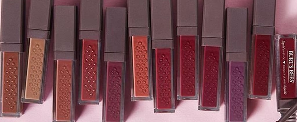 Burt's Bees Debuts Liquid Lipstick at the Met Gala
